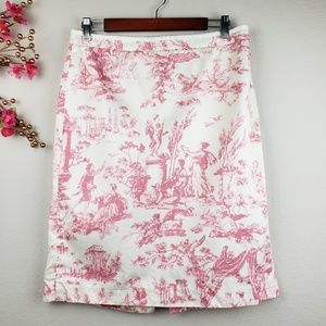 J.Crew pencil skirt sz 10